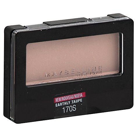 Maybelline Expert Wear Single Earthly Taupe - .09 Oz