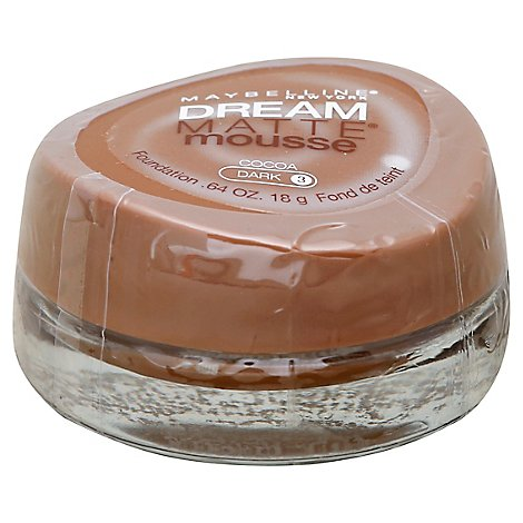 Maybelline Dream Matte Fndtn Cocoa - .64 Oz