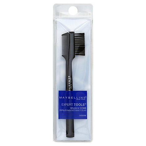 Maybelline Expert Tools Brush N Comb - Each