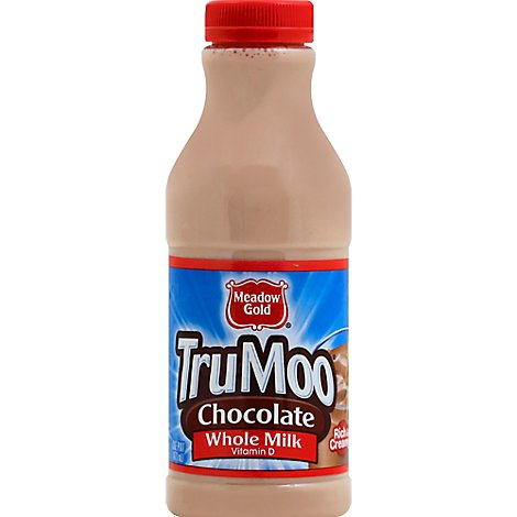TruMoo Milk Chocolate Milk Whole - 1 Pint