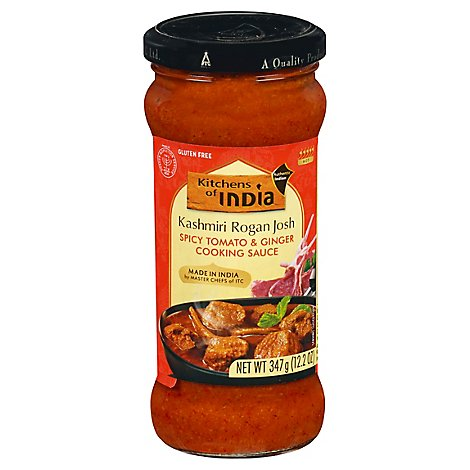 Kitchens O Sauce Kashmiri Ro - 12.2 Oz