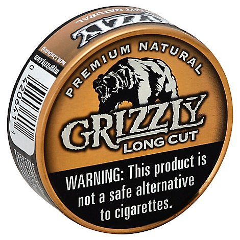 Grizzly 1900 Long Cut - Can