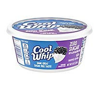 Cool Whip Whipped Topping Sugar Free - 8 Oz