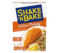 Shake N Bake Seasoned Coating Mix Extra Crispy - 5 Oz