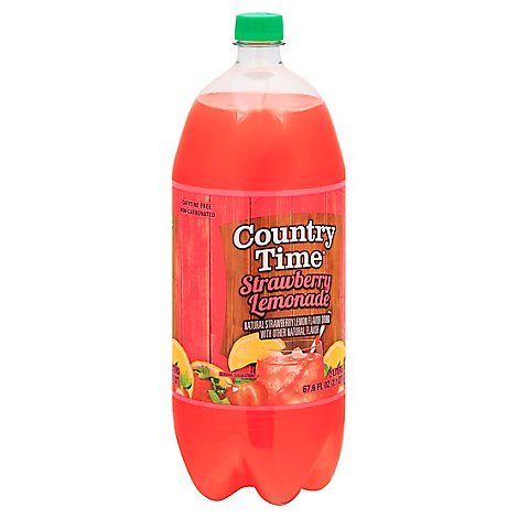 Country Time Strawbry Lemonade - 2 Liter