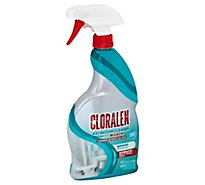 Cloralen Bathroom Cleaner with Bleach Fresh Scent - 22 Fl. Oz.