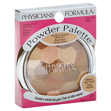 Physicians Formula Bronzer Powder Multi Color - 0.30 Oz