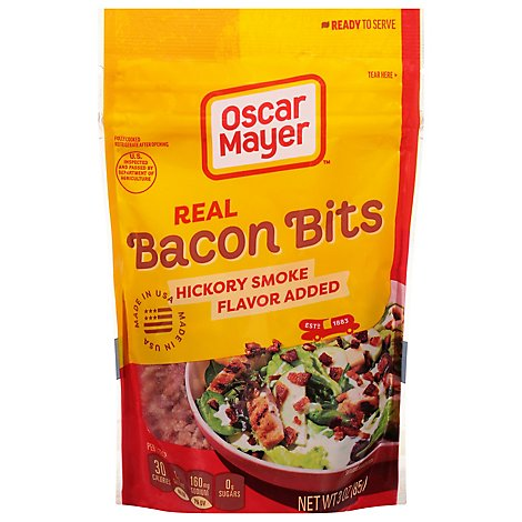 Oscar Mayer Real Bacon Bits - 3 Oz