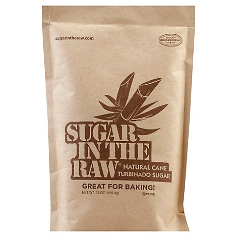 Sugar In The Raw - 24 Oz