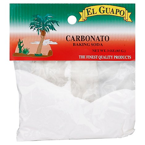 El Guapo Baking Soda - 3 Oz