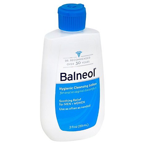 Balneol Hygenic Cleanse Ltn - Each