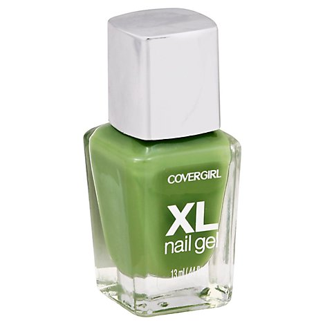 COVERGIRL XL Nail Gel Plump It Pear 750 - 0.44 Fl. Oz.