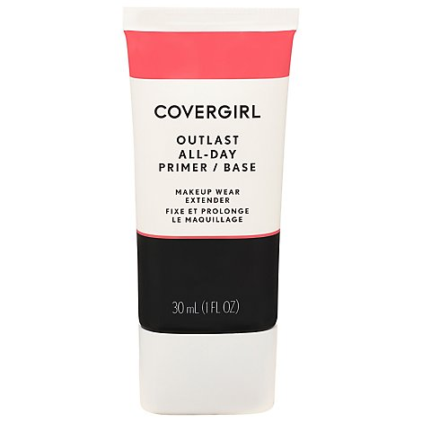 COVERGIRL Outlast Primer All-Day - 1 Fl. Oz.