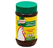 Knorr Bouillon Granulated Chicken Jar - 15.9 Oz