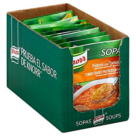 Knorr Soup Mix Pasta Tomato Based - 3.5 Oz