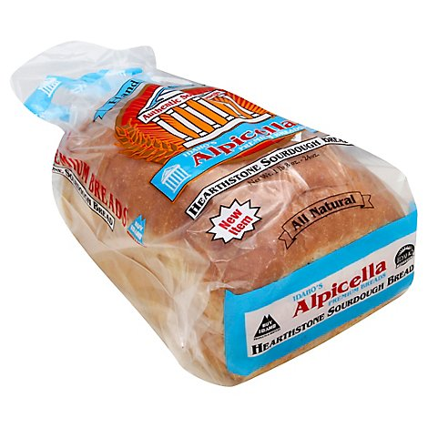 Alpicell Hearthstone Sourdough - 24 Oz