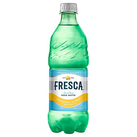 Fresca Soda Original Citrus - 20 Fl. Oz.