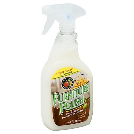 Earth Frie Polish Furniture - 22 Oz