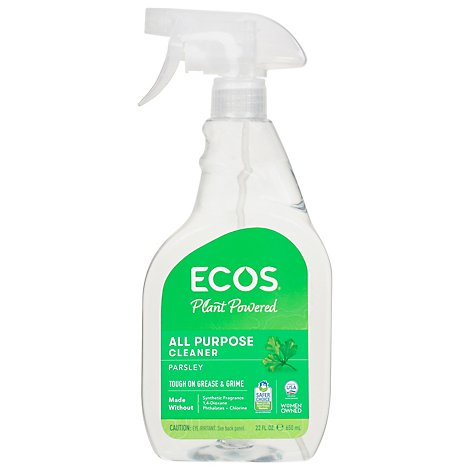 ECOS Cleaner All Purpose Parsley Plus - 22 Fl. Oz.