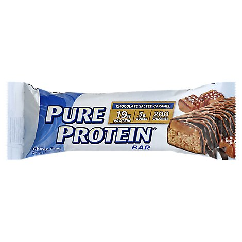 Pure Protein Chocolate Salted Caramel - 1.58 Oz