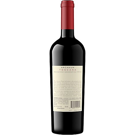 Tenuta di Arceno Toscana IGT Wine Red Blend Arcanum - 750 Ml