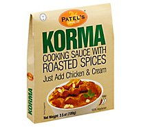 Patel Spice Korma Cooking W - 3.53 Oz