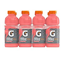 Gatorade G Series Thirst Quencher Fierce Fruit Punch + Berry - 8-20 Fl. Oz.