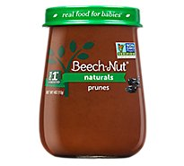 Beech-Nut Naturals Baby Food Stage 2 Food Prunes - 4 Oz