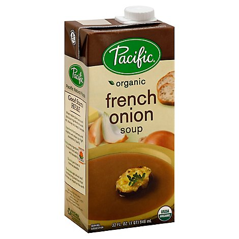 Pacific Organic Soup French Onion - 32 Fl. Oz.