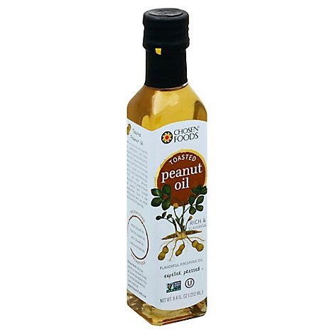 Chosen Foods Peanut Oil Roasted - 8.4 Fl. Oz.