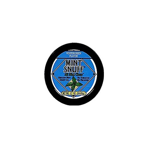 Oregon Snuff Witnergreen - Each