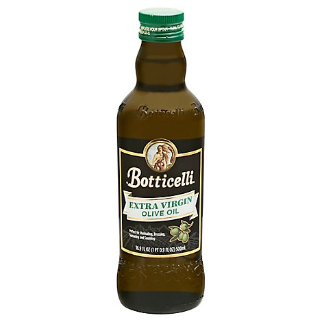 Botticelli Olive Oil Extra Virgin - 16.9 Fl. Oz.