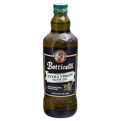 Botticelli Olive Oil Extra Virgin - 34 Fl. Oz.