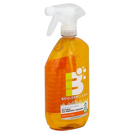 Boulder Cleaners All Purpose Cleaner Valencia Orange - 28 Oz
