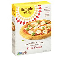 Simple Mills Almond Flour Mix Pizza Dough - 9.8 Oz