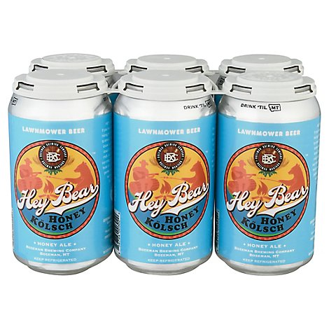 Bozone Hefeweizen In Bottles - 6-12 Fl. Oz.