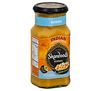 Sharwoods Sauce Cooking Korma Curry - 14.1 Oz