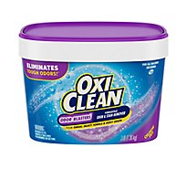 OxiClean Stain & Odor Remover Versatile with Odor Blasters Classic Clean Scent - 3 Lb
