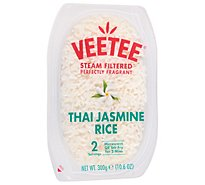 VeeTee Dine In Rice Thai Jasmine - 10.6 Oz