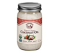 La Tourangelle Organic Coconut Oil Virgin - 14 Fl. Oz.