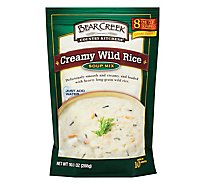 Bear Creek Soup Mix Creamy Wild Rice - 10.1 Oz