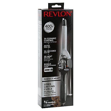 Revlon Curling Iron .75 In Rv052c - Each