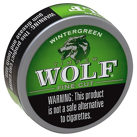 Timber Wolf Wintergreen Fc - 1.2 Oz