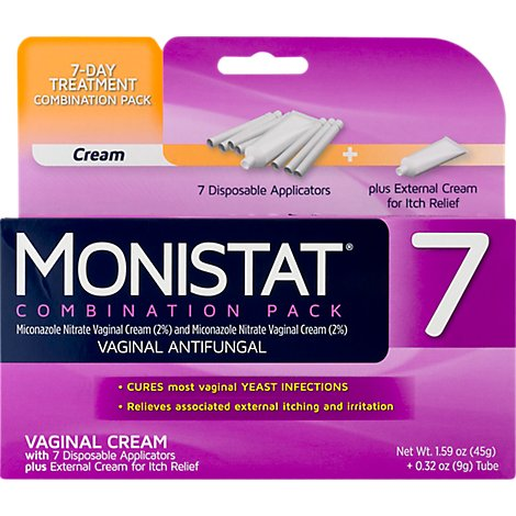 Monistat 7 Day Itch Rlf Crm - 1