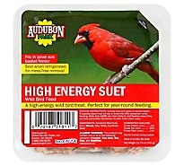 Audubon Park Wild Bird Food High Energy Suet - 11.75 Oz