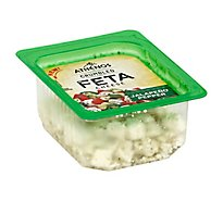 Athenos Cheese Feta Crumbled Jalapeno Pepper - 4 Oz