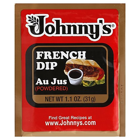 Johnnys Au Jus Powdered - 1.1 Oz