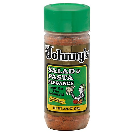 Johnnys Elegance Salad & Pasta - 2.75 Oz