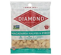 Diamond of California Macadamias Chopped - 2.25 Oz