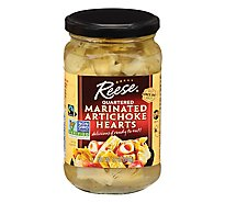 Reese Artichoke Hearts Marinated Quartered - 12 Oz